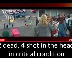 Marysville School shooting