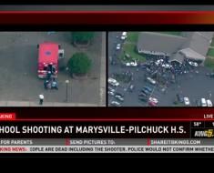 Marysville shooter