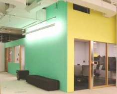 Facebook opened a huge office in Astor Place, NY