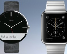 Moto 360 vs Apple Watch price, specs, features compared