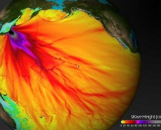 California threatened by Fukushima radiation