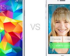 iPhone 5S vs. Samsung Galaxy S5 - Best choice for Christmas 2014