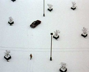 Top Ten Wintery Settings in Movies