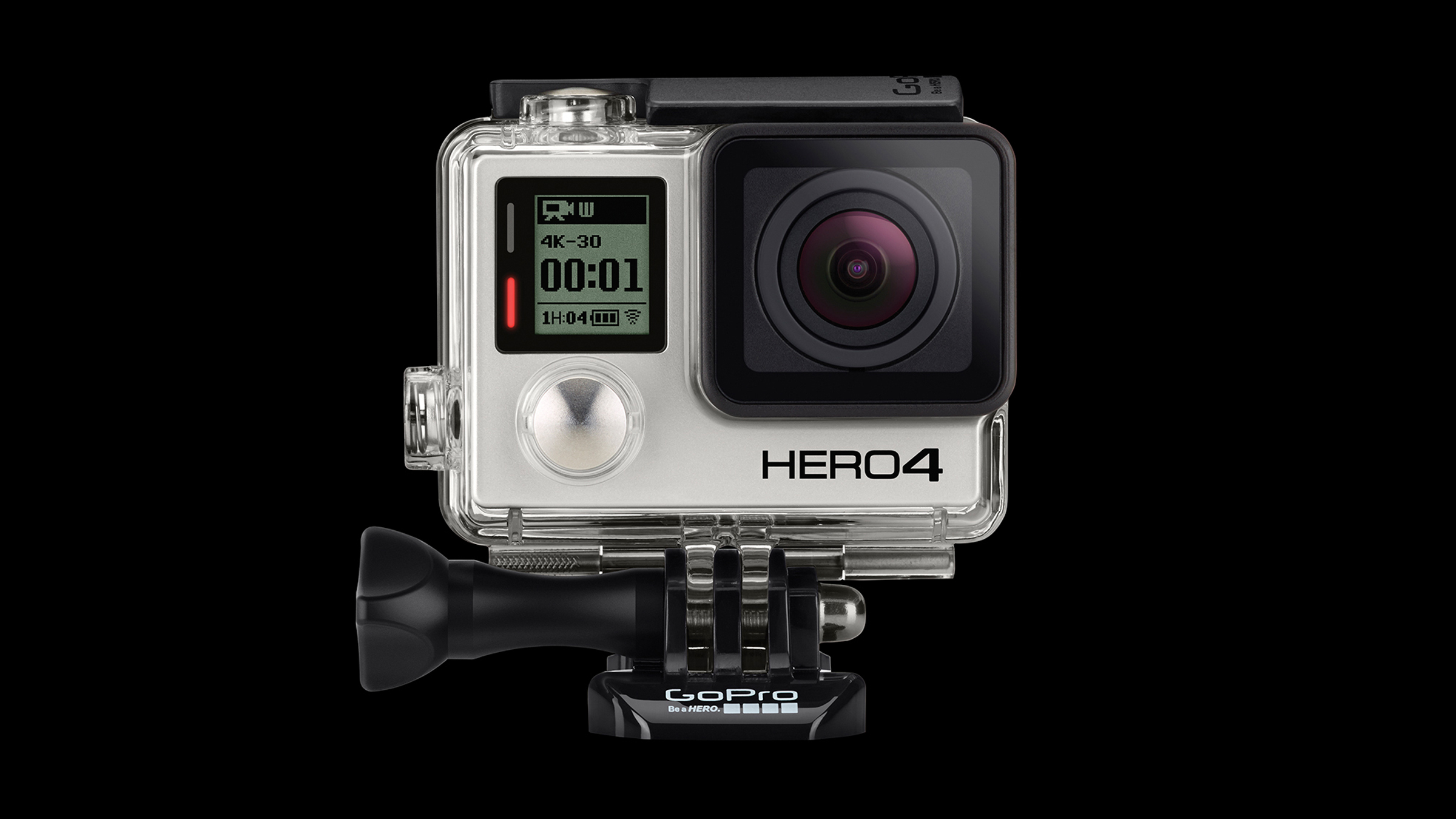 Go Pro or Go Home: The GoPro Hero 4 Camera