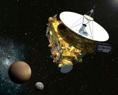 New Horizons inbound for Pluto