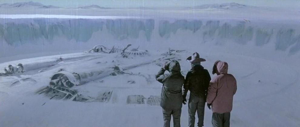 Top Ten Wintery Settings in Movies