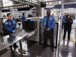 When thinking how many people use air travel, is airport security tight enough?