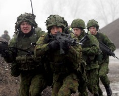Lithuania will renew mandatory military service