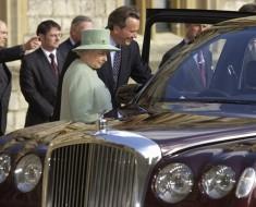 Queen Elizabeth needs a new royal chauffeur