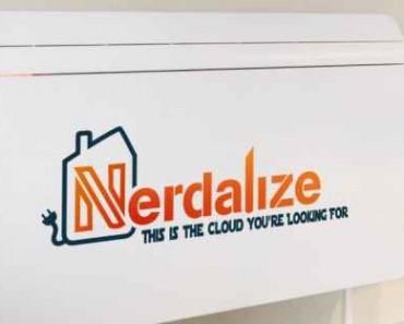 Nerd Power heating your home