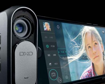 DxO Labs camera