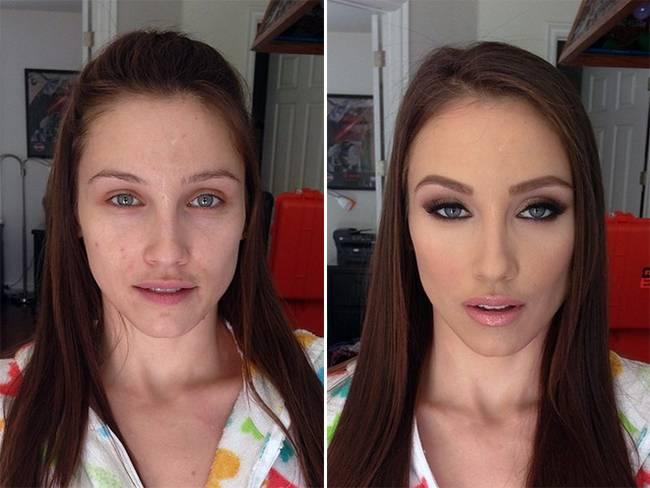10 Makeup Transformations
